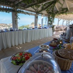 Pela Mare Hotel питание фото 2