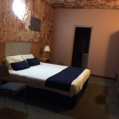 Desert Cave Hotel 3* Стандартный номер с различными типами кроватей фото 7