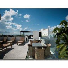 Отель Armonia Suite 303 Плая-дель-Кармен бассейн фото 2
