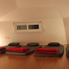 Отель B My Guesthouse Стандартный номер с различными типами кроватей