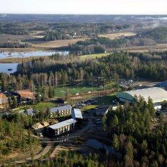 Отель Kisakallion Urheiluopisto в Siikaranta