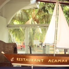 Отель Acamar Beach Resort Acapulco городской автобус
