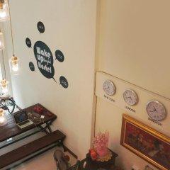 Wake Up Hostel Bangkok Номер категории Эконом