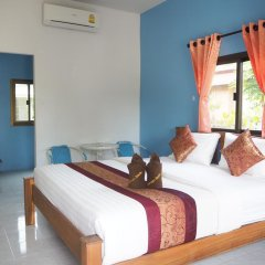 Отель Hatzanda Lanta Resort 3* Стандартный номер фото 9