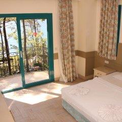 Отель Club Nimara Beach Resort Otel - All Inclusive 4* Стандартный номер фото 4
