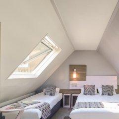 Comfort Hotel Nation Pere Lachaise Paris 11 3* Стандартный номер с различными типами кроватей