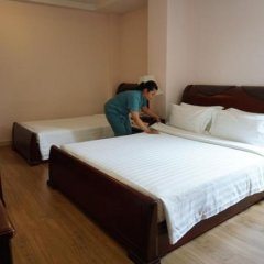 Sophia Hotel 3* Семейный номер Делюкс с двуспальной кроватью фото 10
