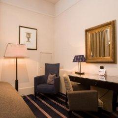 Отель Malmaison Glasgow 4* Стандартный номер фото 12