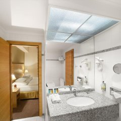 Hotel International Prague 4* Стандартный номер с различными типами кроватей