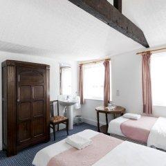 St Athans Hotel 2* Стандартный номер с различными типами кроватей фото 2