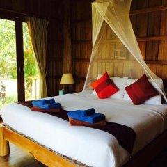 Отель Thiwson Beach Resort 3* Номер Делюкс с различными типами кроватей фото 14
