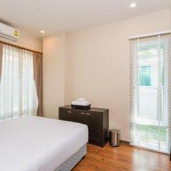 Отель The Ville Pool Villa Jomtien 3* Вилла с различными типами кроватей фото 23