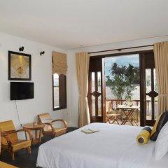 Отель Truc Huy Villa 3* Номер Делюкс с различными типами кроватей фото 4