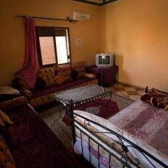 Отель Residence Rosas Марокко, Уарзазат - отзывы, цены и фото номеров - забронировать отель Residence Rosas онлайн комната для гостей фото 4