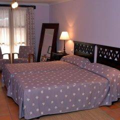 Отель Posada Real Del Pinar 4* Стандартный номер фото 8