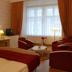 Отель Pertschy Palais Hotel Австрия, Вена - 5 отзывов об отеле, цены и фото номеров - забронировать отель Pertschy Palais Hotel онлайн комната для гостей фото 5