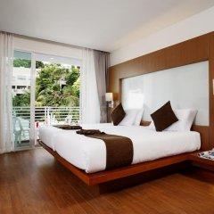 Отель Peach Hill Resort And Spa Улучшенный номер фото 3