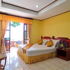 Отель Baan Karon Hill Phuket Resort 3* Стандартный номер с двуспальной кроватью фото 2