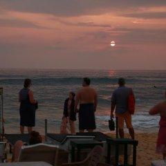 Отель Budde's Beach Restaurant & Guesthouse пляж фото 2
