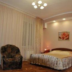 Гостевой дом Ретро Стиль Стандартный семейный номер с двуспальной кроватью фото 3