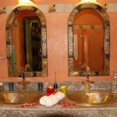 Отель Riad Agape Марокко, Марракеш - отзывы, цены и фото номеров - забронировать отель Riad Agape онлайн ванная