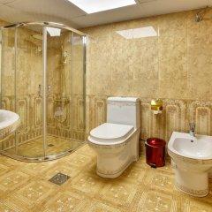 Отель Al Khalidiah Resort ОАЭ, Шарджа - 1 отзыв об отеле, цены и фото номеров - забронировать отель Al Khalidiah Resort онлайн ванная фото 2