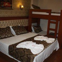 Big Apple Hostel & Hotel Семейный номер Делюкс с двуспальной кроватью фото 2