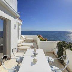 Отель Coral Beach Aparthotel 4* Апартаменты с различными типами кроватей фото 9