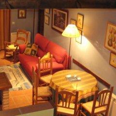 Отель Apartamentos Saqura Сегура-де-ла-Сьерра гостиничный бар