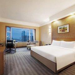 Millennium Harbourview Hotel Xiamen 4* Представительский клубный номер с различными типами кроватей фото 2
