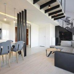 Апартаменты Dom & House - Apartments Waterlane Люкс с различными типами кроватей фото 15
