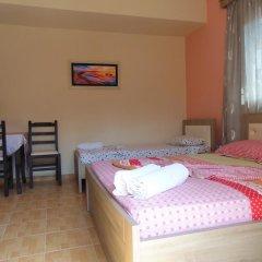 Отель Guest House Kreshta 3* Студия с различными типами кроватей фото 15