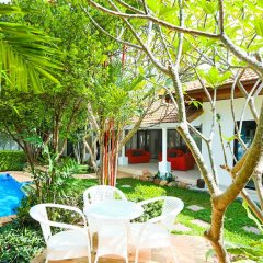 Отель Villa Tortuga Pattaya 4* Вилла с различными типами кроватей фото 46