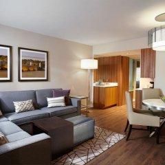 Отель The District by Hilton Club 3* Люкс с различными типами кроватей фото 6