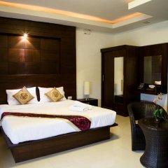 Отель Baan Rabieng 3* Номер Делюкс