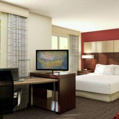 Отель Residence Inn Columbus Polaris Студия фото 4