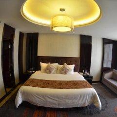 Отель Xiamen Wanjia International Hotel Китай, Сямынь - отзывы, цены и фото номеров - забронировать отель Xiamen Wanjia International Hotel онлайн комната для гостей фото 2