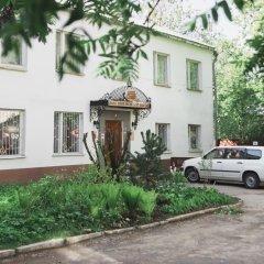 Hostel Tikhoe Mesto парковка