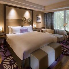 Отель Sofitel Singapore Sentosa Resort & Spa 5* Президентский люкс с различными типами кроватей фото 2