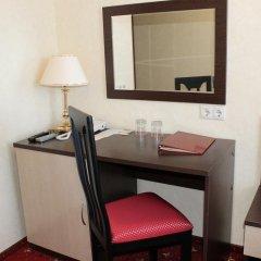 Гостиница AMAKS Центральная Улучшенный номер разные типы кроватей фото 7