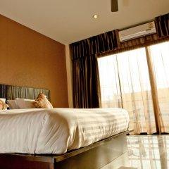 Отель Mellow Space Boutique Rooms 3* Улучшенный номер с различными типами кроватей