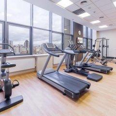 Отель Холидей Инн Киев фитнесс-зал