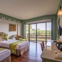 Отель Maritime Park & Spa Resort 3* Номер Делюкс с различными типами кроватей фото 3