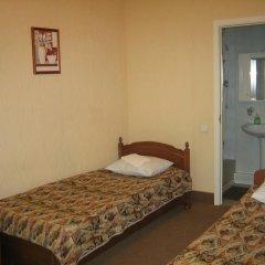 Гостиница Солнечная Стандартный номер с разными типами кроватей фото 30
