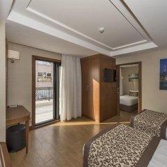 Viore Hotel Istanbul комната для гостей