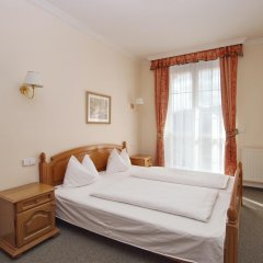 Отель Pension Villa Rosa 3* Люкс с различными типами кроватей фото 3