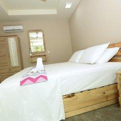 Отель Amvoj Maldives Thulusdhoo Остров Гасфинолу комната для гостей фото 5
