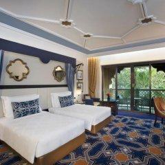 Отель Jumeirah Al Qasr - Madinat Jumeirah 5* Улучшенный номер с двуспальной кроватью фото 2
