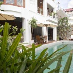 Отель Casa Villa Independence бассейн