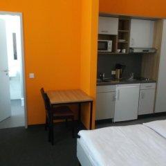 Отель Townhouse Düsseldorf 3* Стандартный номер с двуспальной кроватью фото 4